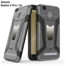 ProCase Transformer Kickstand Slim Armor Hardcase for Xiaomi Redmi 3 pro / 3s - Grey