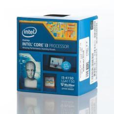 Harga Processor Core I3 4160 3 6Ghz Lga 1150 Original Box Dan Spesifikasinya