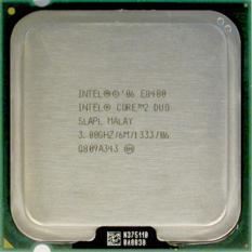 PROCESSOR INTEL CORE2 DUO E8400 (3.0Ghz) / SOCKET LGA 775