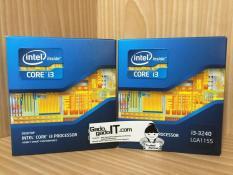 Processor INTEL PENTIUM i3-3240 3.4GHz LGA 1155 BOX + FAN (ORIGINAL)