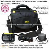 Spesifikasi Procyon L Aw Nikon Camera Bag For Dslr Dslr Camera And 2 Lenses Rain Cover Compatible With Canon Dslr Nikon Panasonic Sony Fujifilm Samsung Olympus Dan Harganya