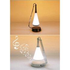 Detail Produk dari Audio Touch Bluetooth USB LED Pengisian Touchenergy Menyimpan Musik Lampu Speaker-Intl
