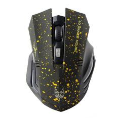 Jual Beli Online Profesional 2 4 Ghz 1600 Dpi Usb Mouse Gaming Nirkabel Untuk Pc Laptop Tikus Mac Kuning Poin