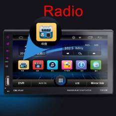 Review Profesional 7 Hd Layar Sentuh 2 Din Car Stereo Radio Usb Fm Aux In Intl Tiongkok