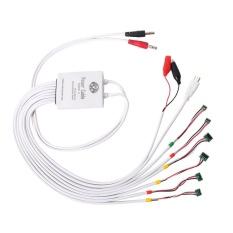 Telepon Profesional Uji Saat Ini Daya Khusus Kabel Kabel Pengisian Baterai untuk IPhone 6 Plus 6 5 S 5 4 S 4 (TANPA Kartu Hijau) -Intl
