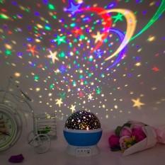 Proyeksi Lamp Night Light USB YANG BAGUS Multi Pola Hadiah Pernikahan Dekorasi-Intl