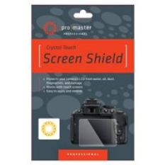 Promaster Kristal Sentuh Layar Perisai untuk Canon 70D-Internasional