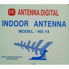 PROMO Antena Dalam Digital Indoor PF Kualitas Paling Bagus Dijamin Original