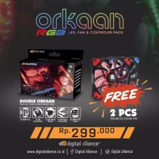 Harga Promo Digital Alliance Orkaan Rgb Fan Case Original