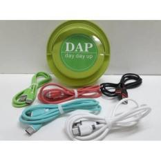 promo Kabel Data Charger Type C USB DAP DYT 100cm - Satuan original