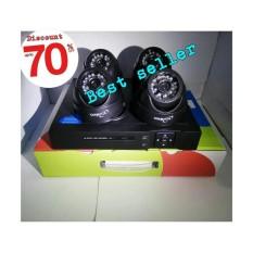 Promo kamera CCTV Analog Paket 4ch Termurah