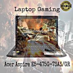 PROMO Laptop Gaming Acer Aspire E5 475G 73A3 GR  Intel Core I7-7500U 4GB 1TB 14 Inchi