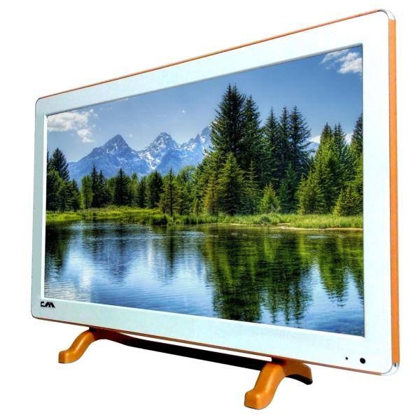 Promo LED TV CMM 20 inch Slim VGA HDMI USB Kiosk Movie Murah
