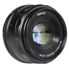 PROMO Lensa Meike 35mm F/1.7 FUJI FUJIFILM X-MOUNT ORIGINAL GARANSI RESMI