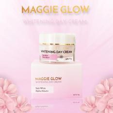 PROMO MAGGIE GLOW Whitening DAY Cream BPOM Bagus