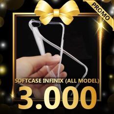 Promo Softcase Silicone Infinix HOT 3 MAX X557 X553 X554 X521 Soft Case Infinix Semua Tipe
