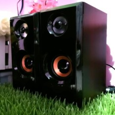 Promo Speaker Multimedia Aktif FLECO Suara Dahsyat - GARANSI 1 TAHUN