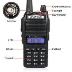 PROMO SPECIAL Obral Murah HT Dual Band Baofeng UV82 Radio HT Handy Talkie BAOFENG UV-