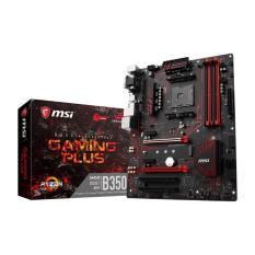 promo terbaru...MSI B350 GAMING PLUS AM4 AMD B350 SATA 6Gbs USB 3.1 HDMI ATX AMD Motherboard