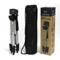 PROMO... Tripod Kamera Weifeng WT 3110A Pocket Camera DSLR Action Camera Canon Nikkon Sony Samsung Xiaomi Yi Action Dll