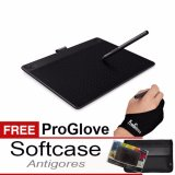 Review Terbaik Promo Wacom Intuos Comic Cth490 Pen Tablet Black Free Softcase Proskin Antigores Dan Glove