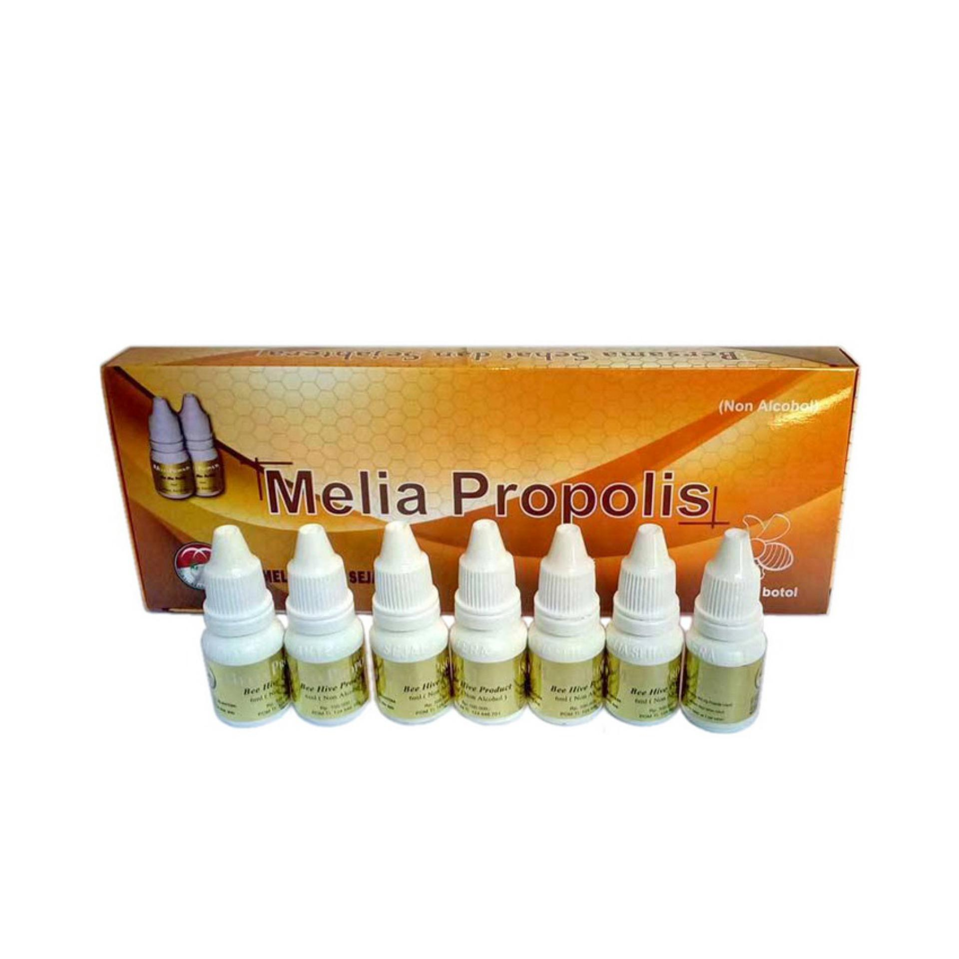 Spesifikasi Propolis Melia Pt Mss Original 7 Botol Terbaik