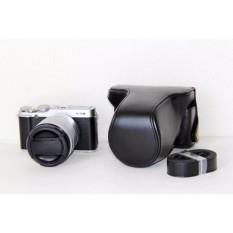 Protective High Quality PU Leather Camera Case Bag Cover forFujifilm XM1 XA1 XA2  - intl