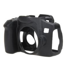 Pelindung Silikon Karet Gel Tas Wadah Kamera untuk Canon EOS 60D-Intl