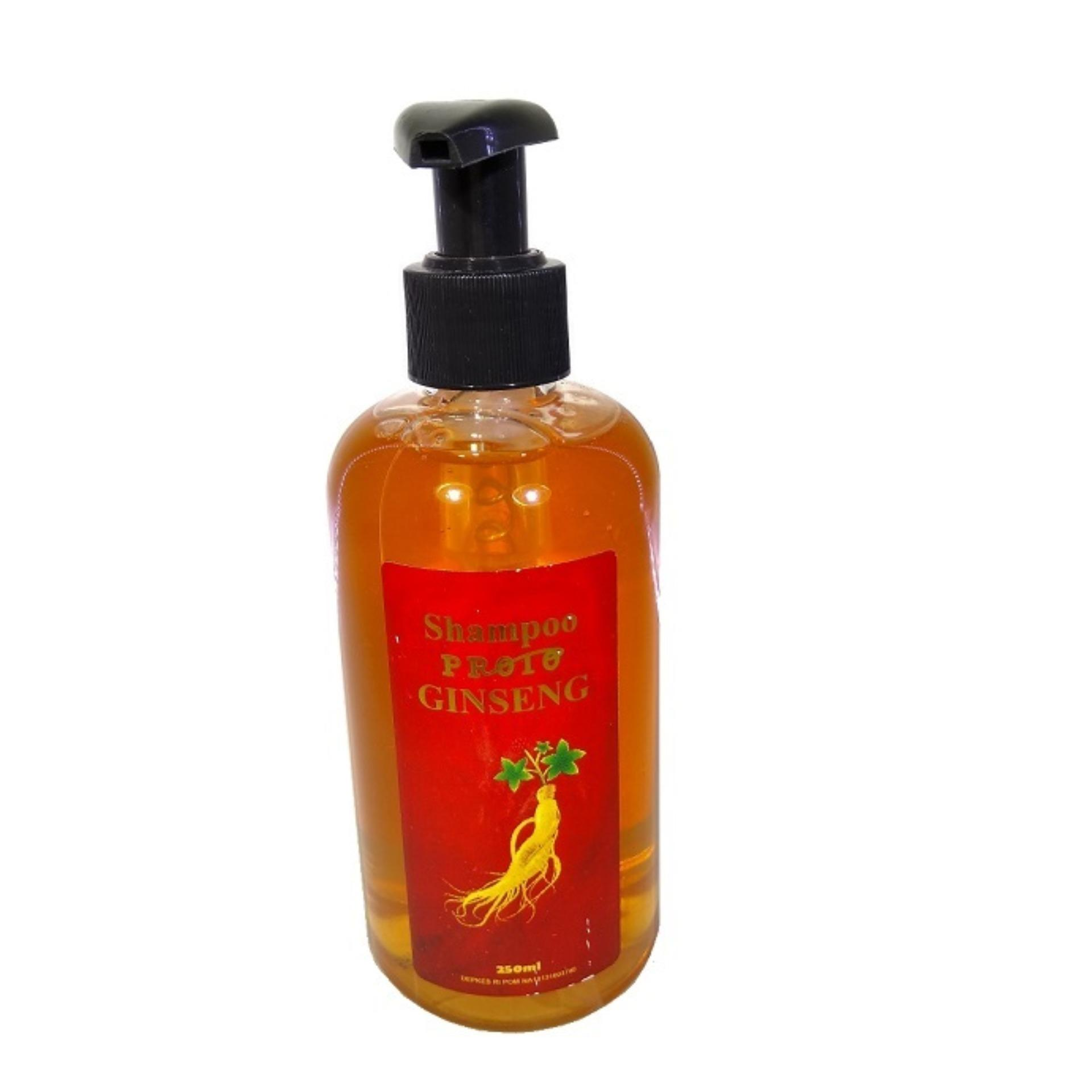 Jual Proto Gingseng Shampoo Shampoo Rambut Rontok 250 Ml Proto Di Banten