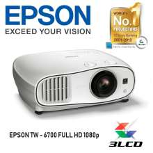 Proyektor EPSON EH-TW6700 FULL HD 1080p 3D
