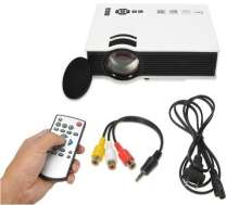 Proyektor Home Theater Media Player Portable Mini LED Projector Murah