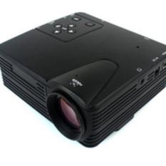 Proyektor Led home theater Projektor portable LCD Projector mini With TV Tuner AV USB VGA SD HDMI terbaru 2014
