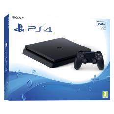 Ps 4 Slim 500gb Playstation 4 Cuh-2016a Bnib