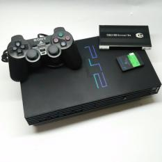 PS2 Sony PlayStation 2 USB Harddisk 40 Gb Matrix 18.000 series Console