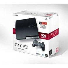 PS3 SLIM HDD 500GB full game + Full Set Original 4.81