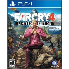PS4 Far Cry 4 (Basic) Digital Download