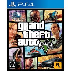 PS4 GTA V (Basic) Digital Download