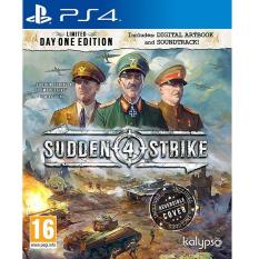 PS4 Sudden Strike 4 (Basic) Digital Download