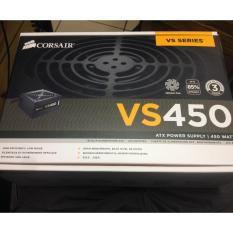 Spesifikasi Psu Corsair Vs Series Vs450 Cp 9020096 Eu 450 Watt Dan Harganya