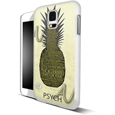 psych tv series pineapple cool logo For Samsung Galaxy S5White Case - intl