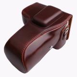 Toko Kamera Kulit Pu Tas For D3100 D3200 D3300 With 18 55Mm Lensa Kopi Yang Bisa Kredit