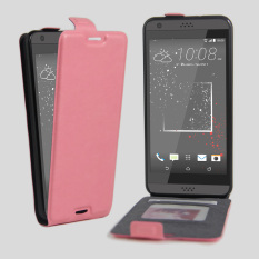PU Leather Flip Cover for HTC Desire 530 630 (Pink)