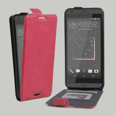 PU Leather Flip Cover for HTC Desire 530 630 (Rose)