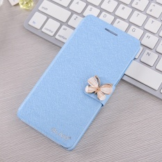 PU Leather Flip Smart Phone Cover Case for Vivo Y27 (Multicolor)
