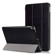 PU Leather Flip Stand Smart Case Cover Lengan Kulit untuk 10.5 InchesApple Baru IPad Pro 2017 Rilis Aksesoris-Intl