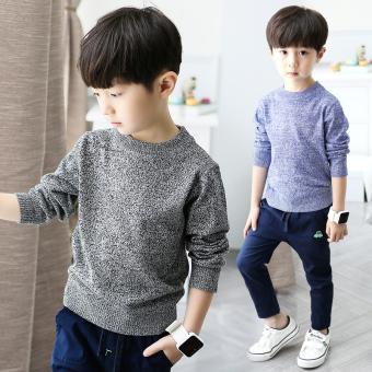 ... baru Pakaian musim semi dan musim gugur besar perawan anak-anak sweater casual Lengan panjang Baju Dalaman Atasan harga penawaran - Hanya Rp141.795