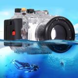 Jual Puluz 40 M Underwater Kedalaman Menyelam Casing Tahan Air Kamera Perumahan Untuk Sony Rx100 Iii Transparan Intl Branded Original