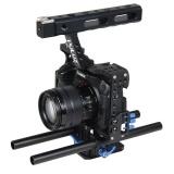 Harga Puluz Menangani Video Kamera Cage Steadicam Stabilizer Untuk Sony A7 Dan A7S Dan A7R Dan A7R Ii Dan A7S Ii Panasonic Lumix Dmc Gh4 Biru Intl Online Tiongkok