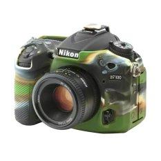 Puluz Soft Silicone Protective Case Untuk Nikon D7200 D7100 Kamuflase Intl Promo Beli 1 Gratis 1