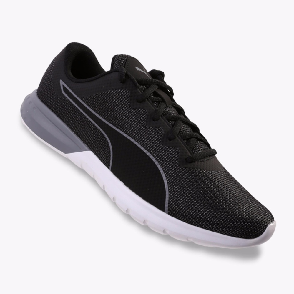Puma Vigor Men S Running Shoes Hitam Original
